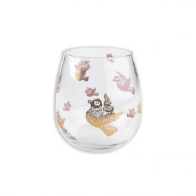 I Left My Heart in Mexico Tumbler Glass - MTG01